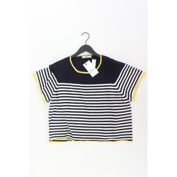 Zara Shirt Größe L neu mit Etikett blau aus Viskose
