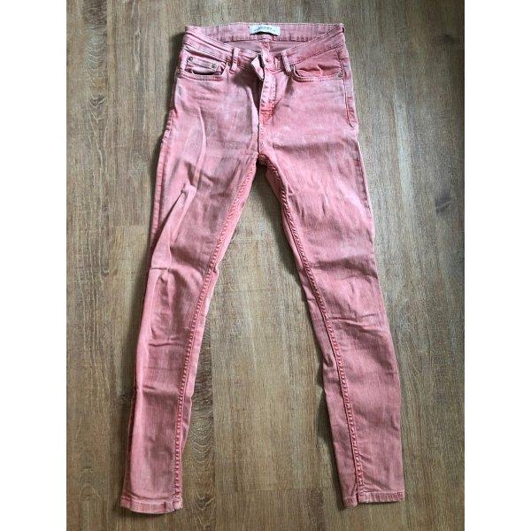 Zara Shorts pink lachs rosa