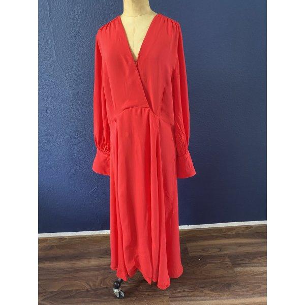 Zara Studio legeres Blusen Kleid Gr 38