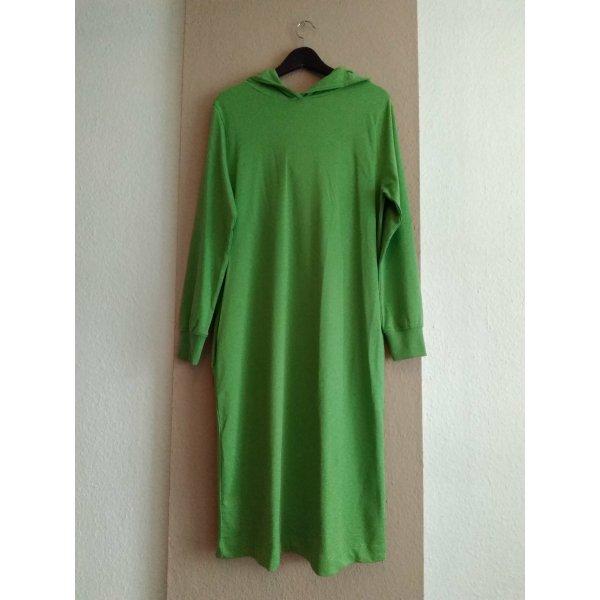 Zara Sweatshirt-Kleid aus 100 % Baumwolle, Grösse M, neu