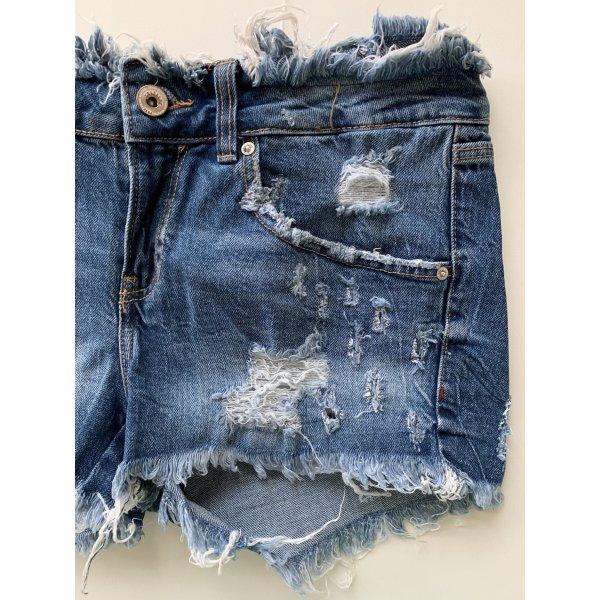 ZARA Trafaluc Denimwear Jeans Shorts Gr.36/S Neu