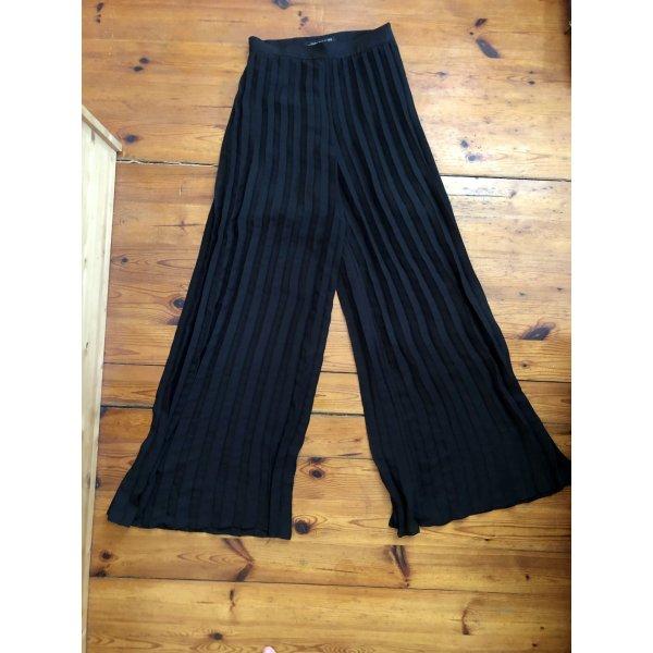 Zara wide skirt trousers