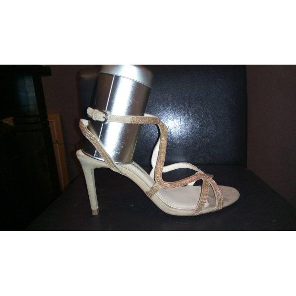 **ZARA WOMAN Riemchen High Heels Sandaletten** Größe 36