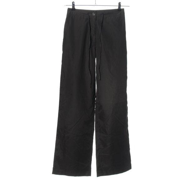 Zero Culottes schwarz Casual-Look