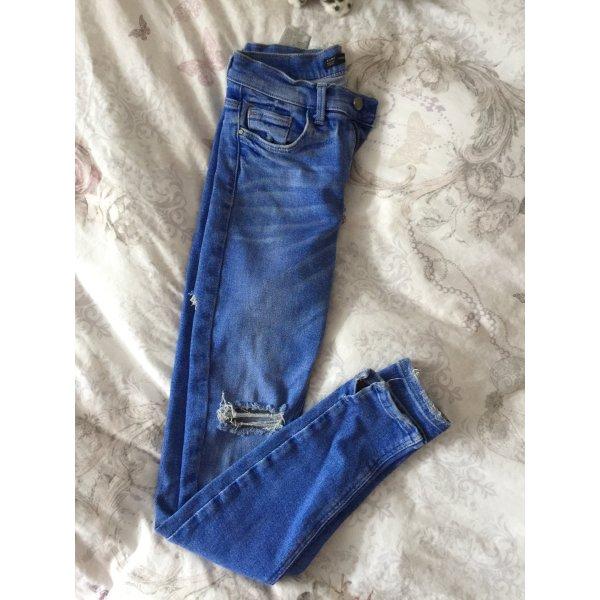 Zerrissene Jeans von Zara ( auch von hinten)