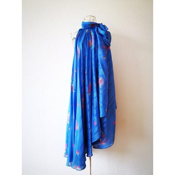 Zweiteiliges Kleid aus Seide